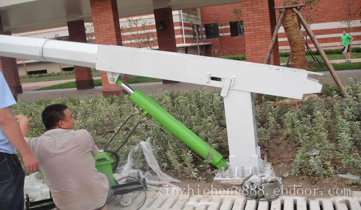 可倾式高杆灯工程