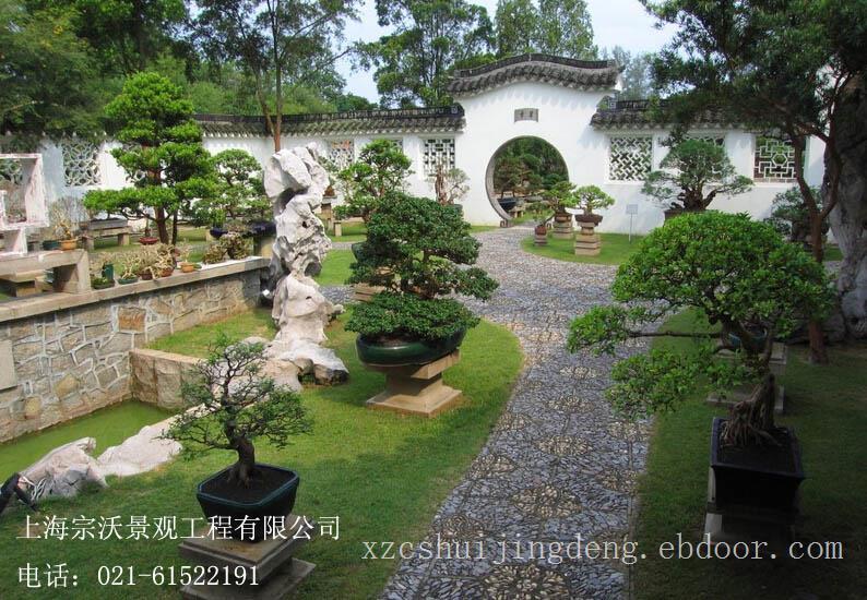 徐州庭院花园绿化