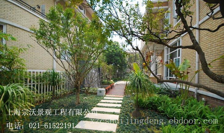 杭州现代庭院设计
