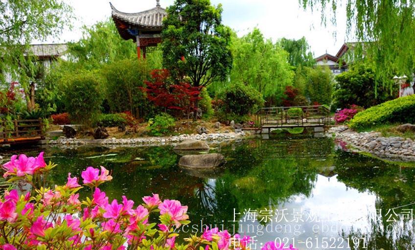 温州庭院景观设计