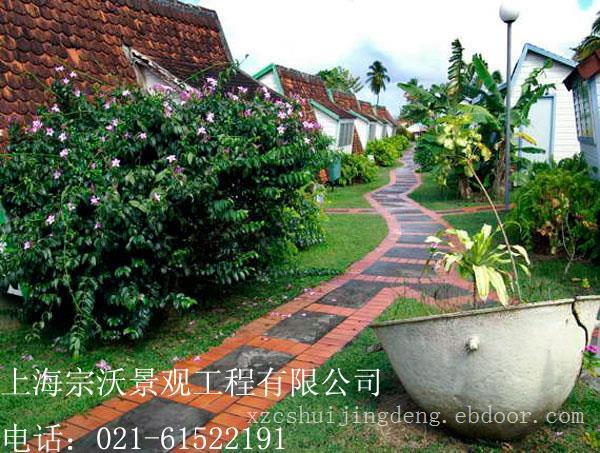 南京私家庭院绿化设计