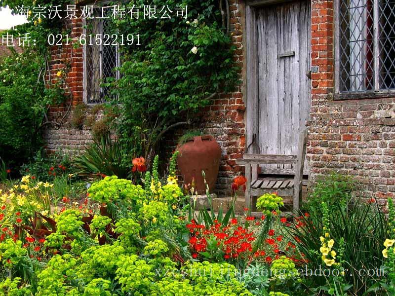 无锡欧式庭院景观设计