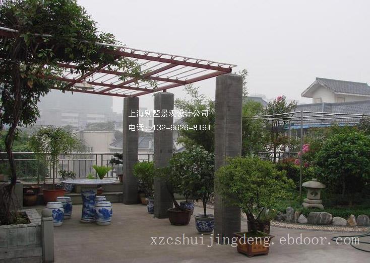 南通屋顶花园竞博电竞官网苗木养护