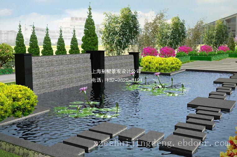 杭州屋顶花园景观设计效果图