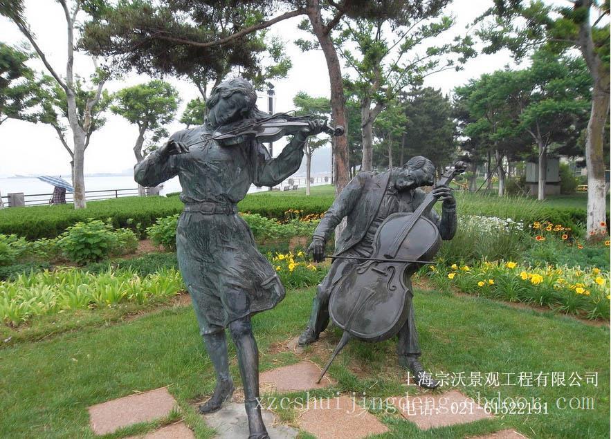 杭州雕塑景观小品设计