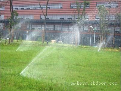 上海商业大飞机研发基地喷灌