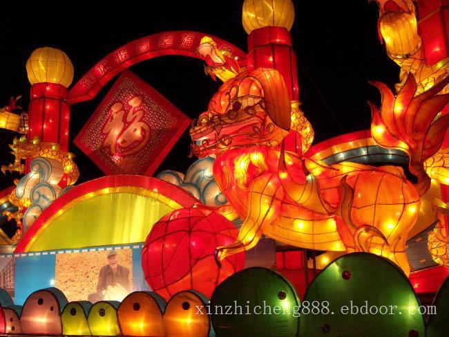 徐汇节日彩灯设计、徐汇节日装扮