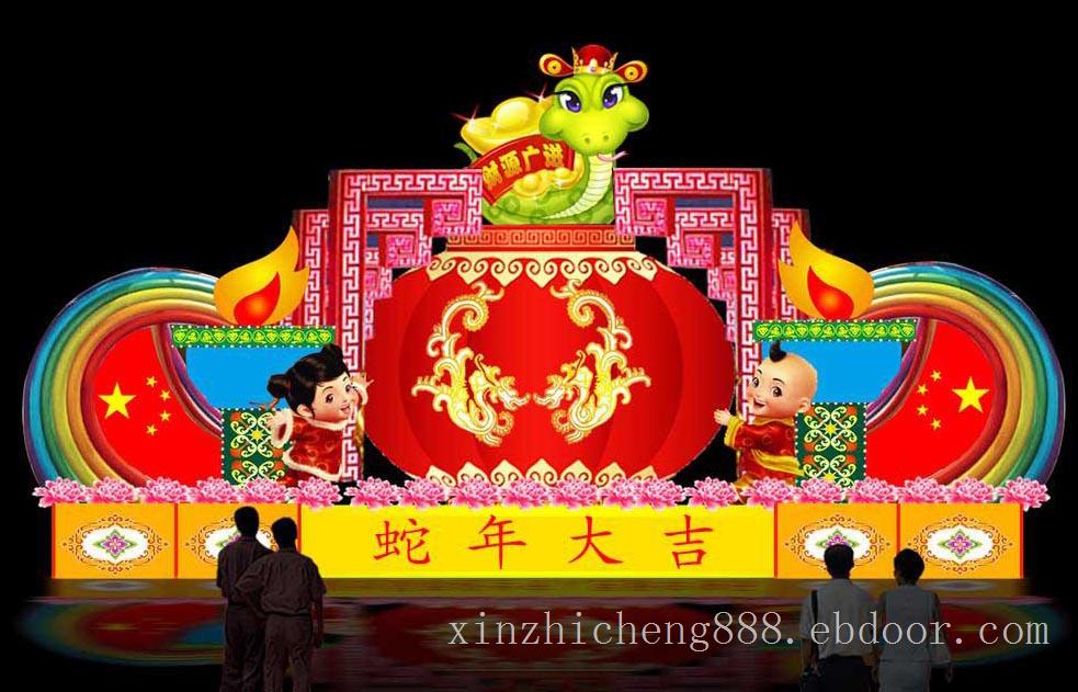 黄浦节日彩灯设计、黄浦节日装扮