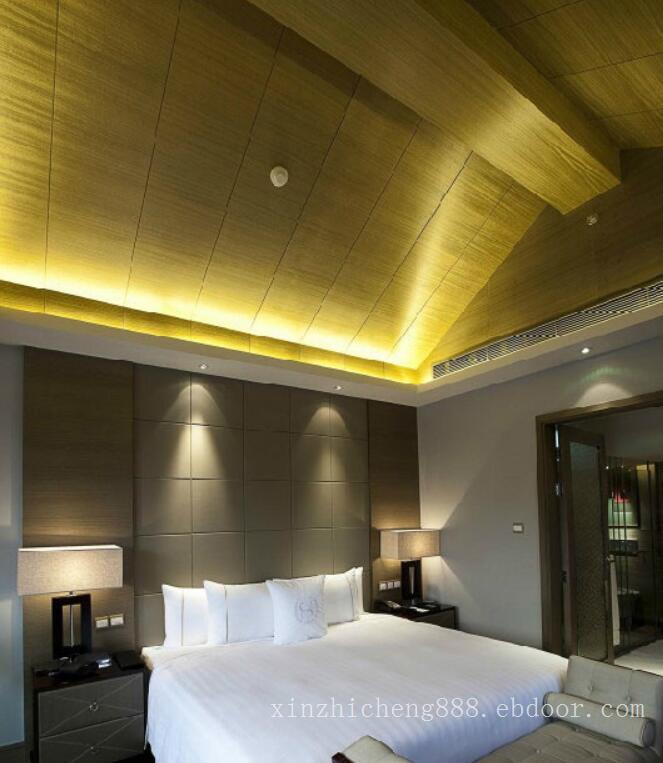 酒店客房屋顶灯光照明