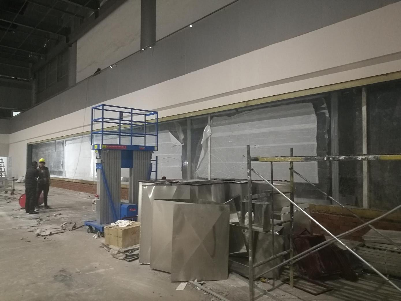 亚克力鱼缸厂家工程案例-扬州国际展览中心