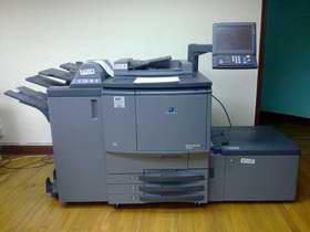柯尼卡美能达c6500彩色数字高速打印