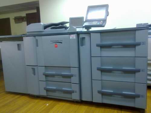 庆祝柯尼卡美能达1050黑白高速打印0。机促销。