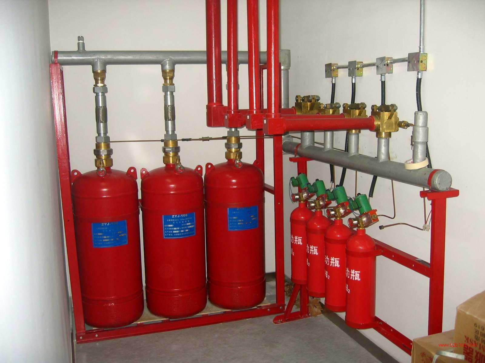 消防柜机结构图