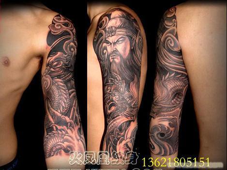 胸部纹身 手臂纹身 腰部纹身 背部纹身 脚部纹身 情侣纹身 盖疤纹身-手
